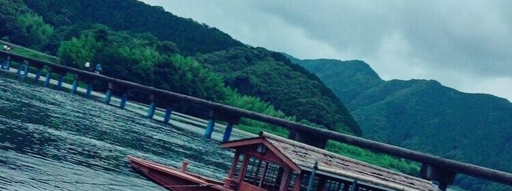 沈下橋 四万十川 shimanto-river-flooding-bridge