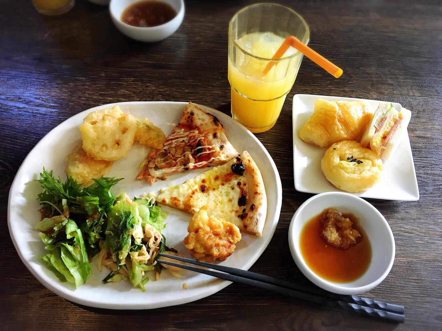 高知県四万十市のハタズキッチン (Hata's Kitchen)に食事に行きました