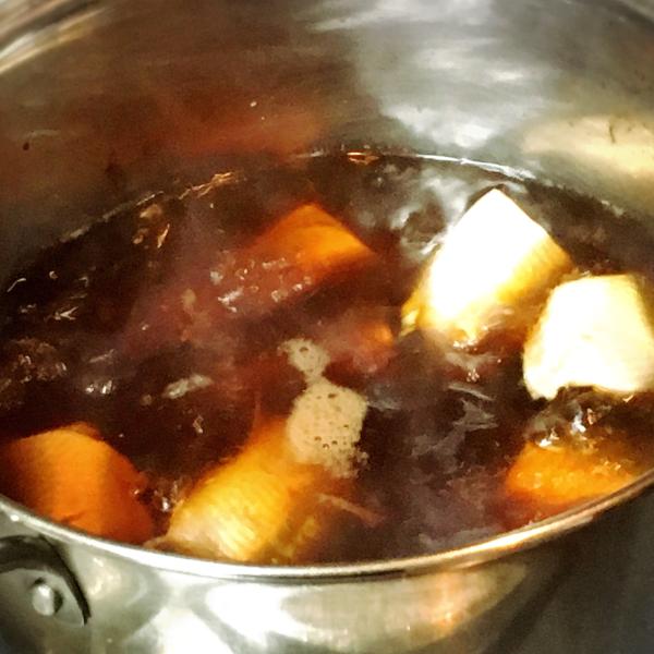 高知のうるめいわしの生姜煮の作り方