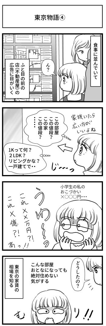 東京 高知 マンガ 家賃 とさくら ブログ